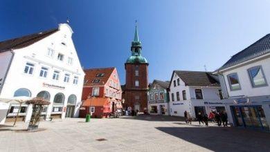 Altstadt in Kappeln