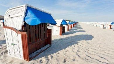 Strandkörbe Grömitz