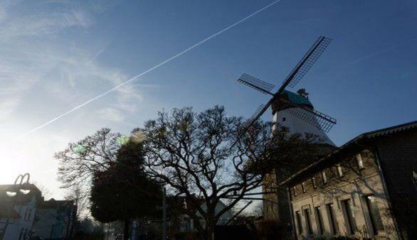 Windmühle in Kappeln