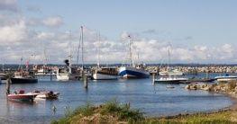 Boote auf Rügen