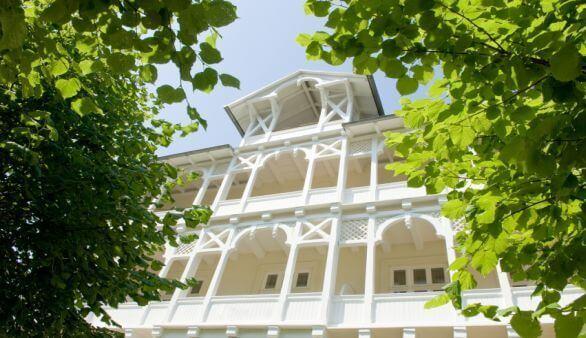 Hotel auf Usedom