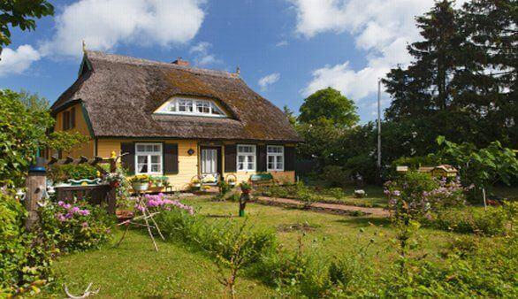 Unterkunft in Hiddensee