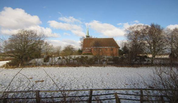 Kirche in Eckernförde
