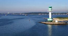 Leuchtturm in Kiel