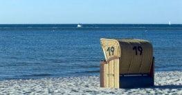 Strand in Kiel