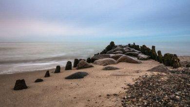 Strand in Kühlungsborn