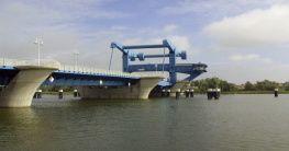 Brücke in Wolgast